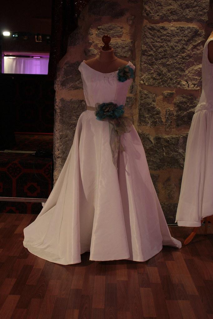 Claudia, robe de mariée romantique et élégante