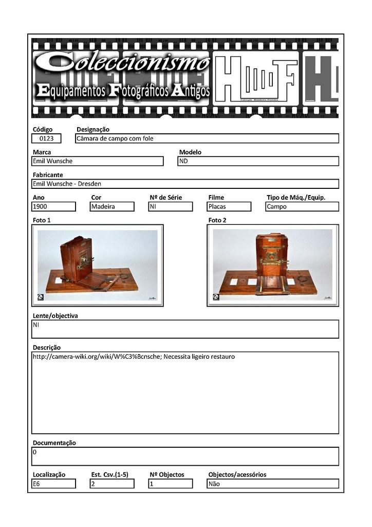 Inventariação da colecção_0123