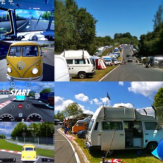 From analog to digital - Nordschleife