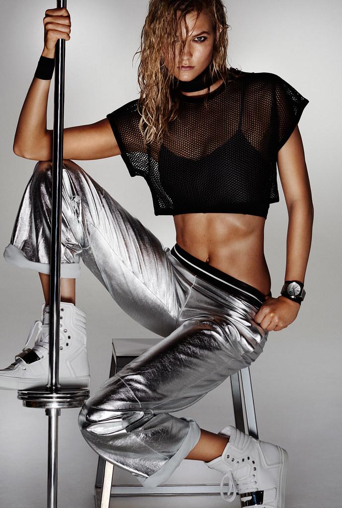Карли Клосс — Фотосессия для «Vogue» CH 2015 – 7