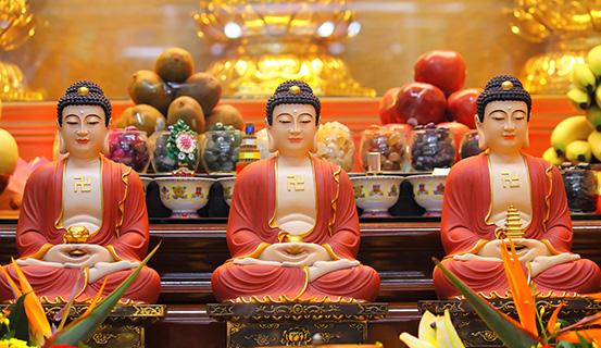 Nghi thức niệm Phật hằng ngày