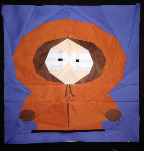 South Park's Kenny in 10x10