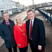 Funding announcement for Portstewart Promenade, 19 November 2015