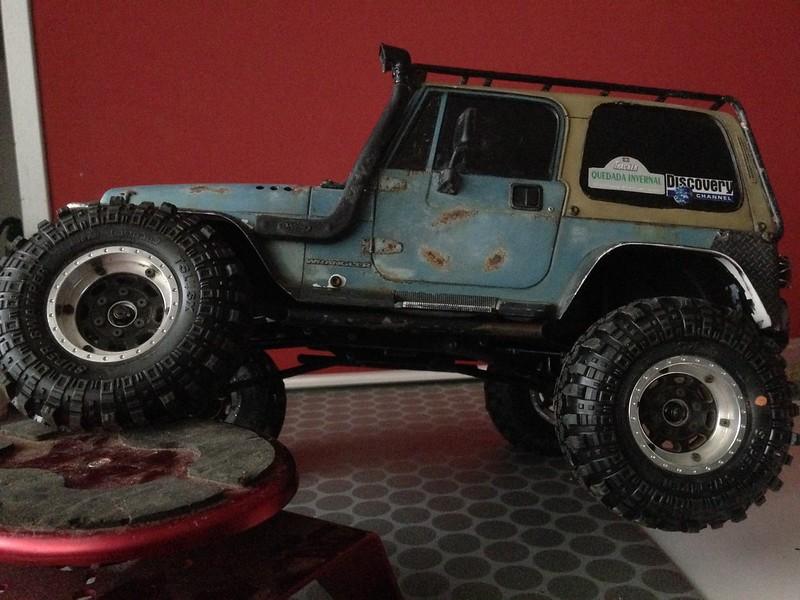 Jeep Wrangler YJ RcModelex 22575008259_9525bb96a7_c