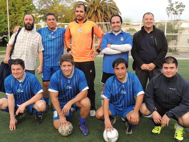 Copa FENASUPER 12 años. fecha1