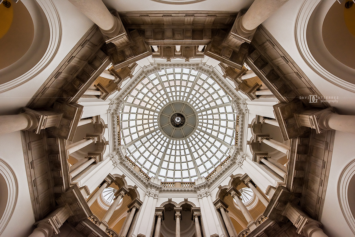 """Tate Britain Roof"", London, UK by David Gutierrez Photography, London Photographer"