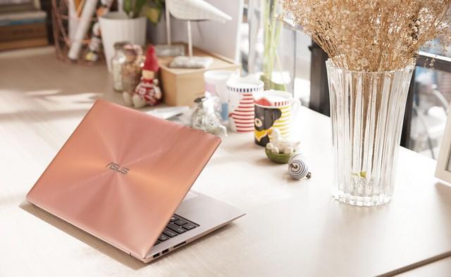 Ra mắt ZenBook UX303UA, notebook đầu tiên của ASUS sử dụng vi xử lý Skylake phiên bản màu Rose Gold - 100967