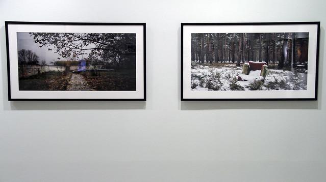 NO LUGARES, NO PERSONAS - EXPOSICIÓN COLECTIVA EN EL MUSEO DE LEÓN - HASTA EL 10 DE ENERO´16
