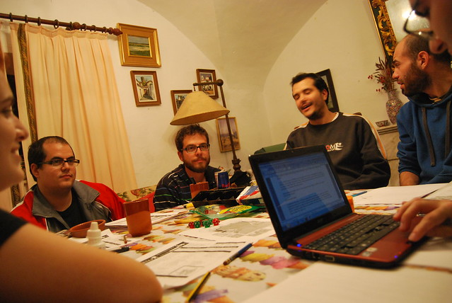 FF: A la mesa