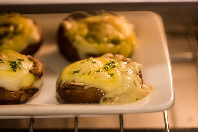 シイタケマヨネーズチーズ