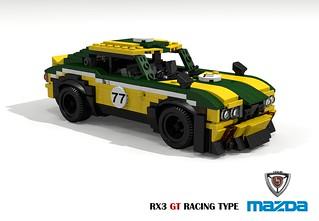 Mazda RX3 GT Racing Type (Fujimi)
