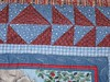 Noah 1 quilting flying geese