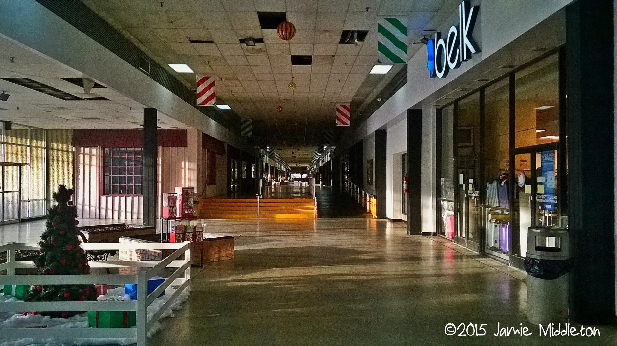 Pennrose Mall -- Reidsville, NC