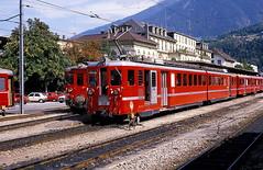 * Schweiz  MGB  - 2   (ex BVZ )