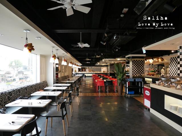 台北車站飯店午餐晚餐下午茶吃到飽凱薩飯店 (2)