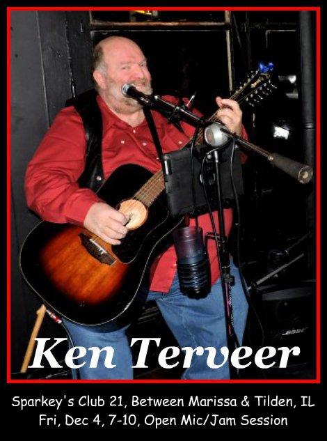 Ken Terveer 12-4-15