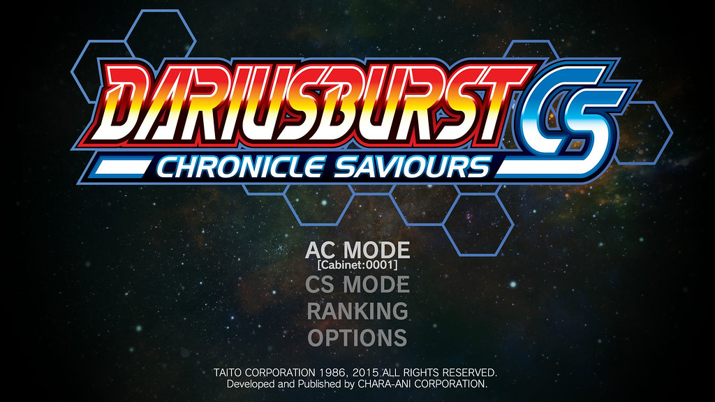 DARIUSBURST Chronicles Savior
