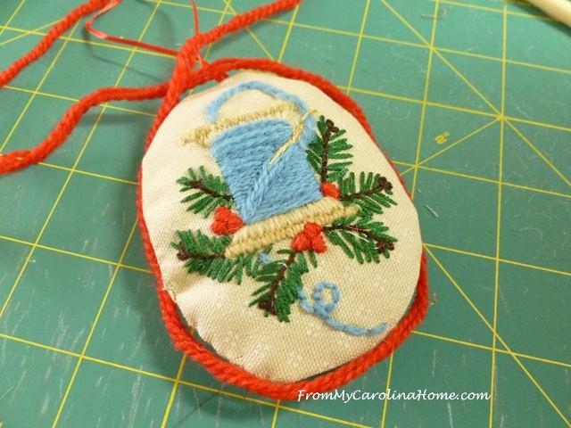 Stitching Ornaments Week 10-3