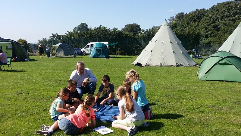 On Site Camps