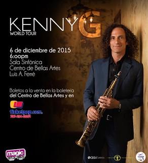 #KennyG en Puerto Rico #bellasartes #bellasartessanturce #KennyGPR