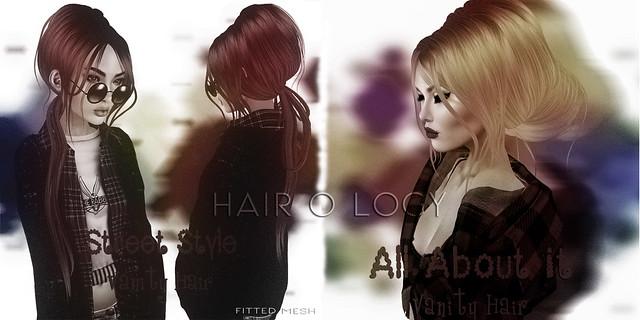 VanityHair@Hair O Logy