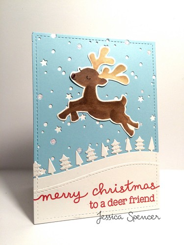 To a deer friend😊