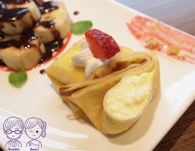 29 藝廊景觀餐廳 法式薄餅