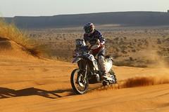 Нифонтова Africa Eco Race