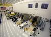 GPS III Satellites in Production