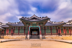 Palacio de Seúl