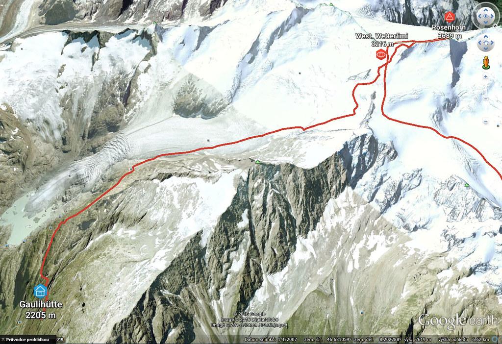 Rosenhorn (day 5, h.r. Swiss Glacier) Berner Alpen / Alpes bernoises Switzerland photo 01