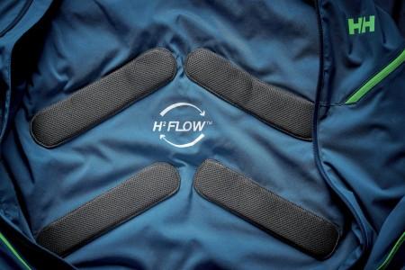 Inteligentní oblečení Helly Hansen – H2Flow