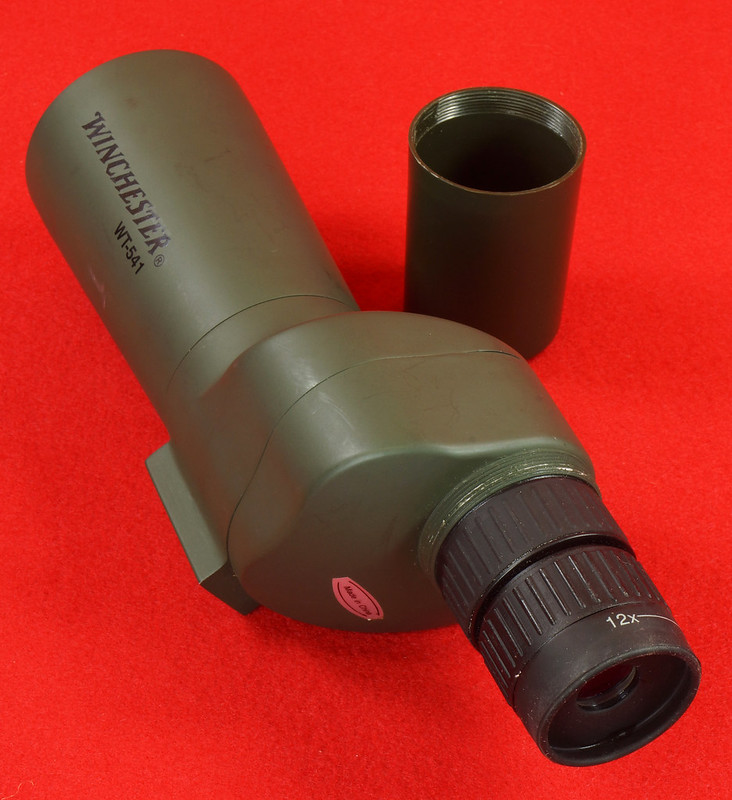 RD14520 Winchester WT-541 Spotting Scope with Bag DSC05903