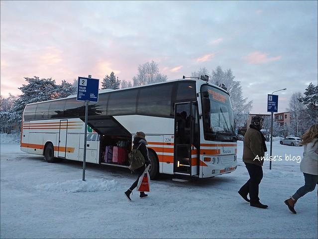 赫爾辛基羅瓦涅米北極特快車臥鋪_060