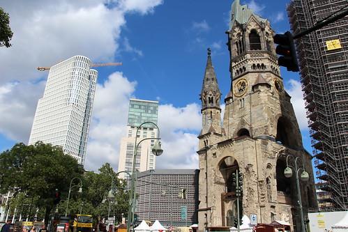 Berlin - Kaiser-Wilhelm-Gedächtnis-Kirche