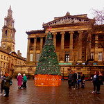 Preston Winter Festival tree
