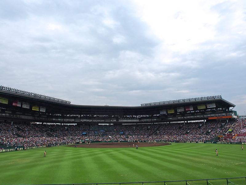 2015-08-12 阪神甲子園球場