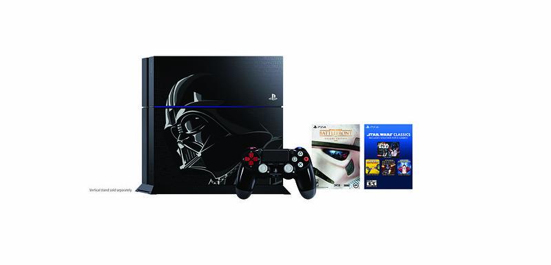 Limited Edition Star Wars Battlefront PS4 Bundle