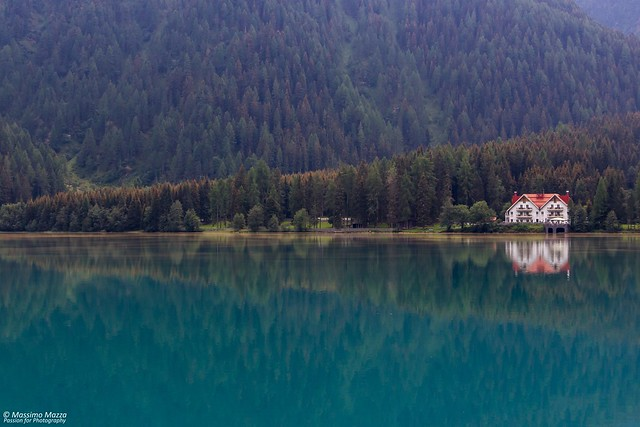 Dolomites - Anterselva lake (Explored)