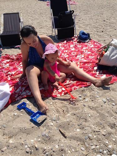 Cedar Beach- August 2015