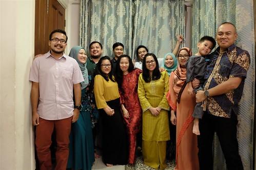 Raya with The Dahalans