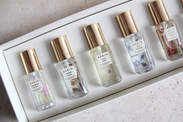 Aerin fragrance coffret review