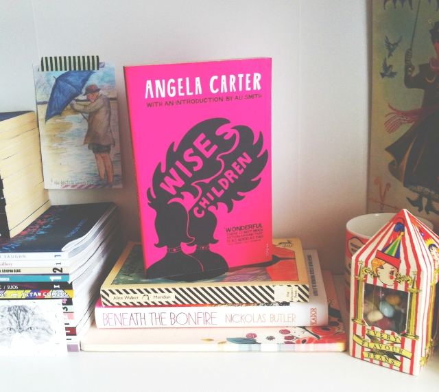 wise children angela carter book blog uk vivatramp