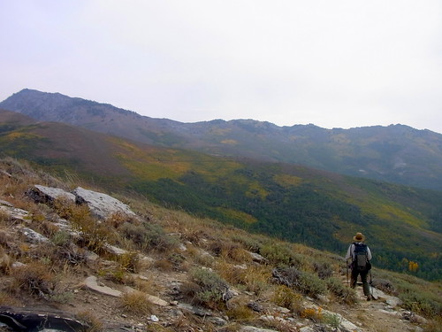 autumn landscape backpacking ann