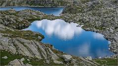 il cielo nel lago - Madonna di Campiglio