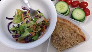 Leftover Abbott Lunch