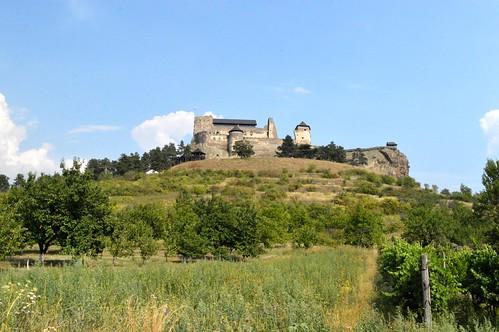 panorama mountain castle vineyard scenery hungary view mount hegy chateau castello ungarn augusztus burg vár kirándulás ansicht boldogkőváralja 2015 tájkép hongrie zemplén domb nyár családi borsod szőlő megye abaúj boldogkő váralja szatmári