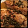 #Homemade #Tilapia #Piccata #CucinaDelloZio - top #fish w/ reduction