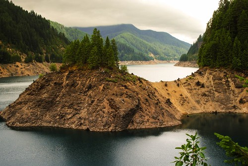 Cougar Reservoir