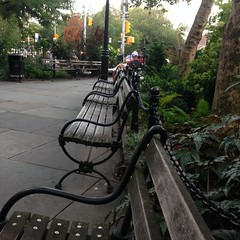 Abingdon Square Park, Greenwich Village